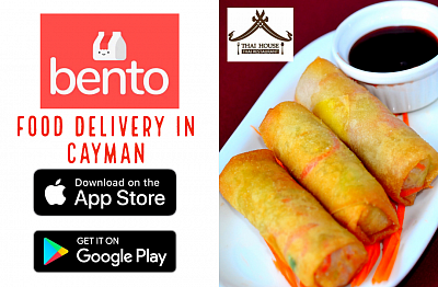 Download the Bento App for Delivery